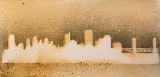 Sacramento Skyline (SOLD)