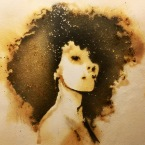Girl on Fire (SOLD)